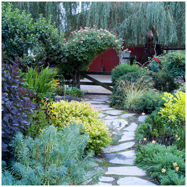 Landscape Ties Chilliwack : Landscaping chilliwack in the garden